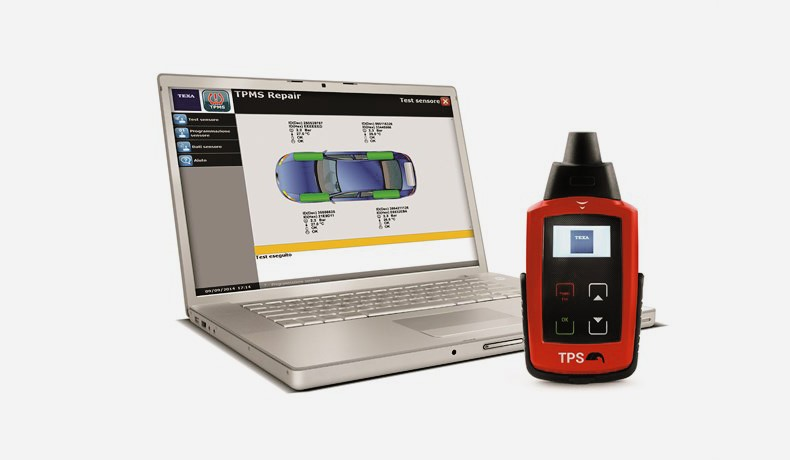 NOUVEL APP : TPMS REPAIR